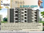 This Festive Season B.U.Bhandari Landmarks Launched New Resi