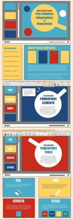 How to Easily Create Five Fabulous Infographics In PowerPoint