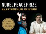 Malala and Kailash Satyarthi win 2014 Nobel peace prize