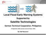 Content Introduction: Disasters and Climate Change in the Philippines