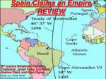 Spain Claims an Empire REVIEW