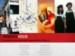 RENDEZ VOUS a mobile crepe food truck presented by Team 4