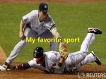 My favorite sport