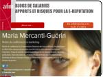 BLOGS DE SALARIES APPORTS ET RISQUES POUR LA E-REPUTATION