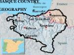 BASQUE COUNTRY GEOGRAPHY
