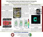 Detecting shielded nuclear contraband using muon tomography