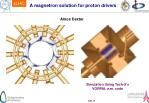 A magnetron solution for proton drivers