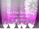 The First Snowfall  By: James Russell Lowell