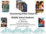 What are pre-teens reading?