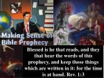 Last Teaching – Rev. 8&9 The Opening of the Seventh Seal And Six Trumpet Judgments