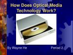 How Does Optical Media Technology Work?