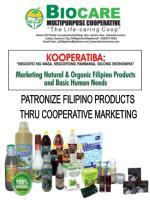 PATRONIZE FILIPINO PRODUCTS