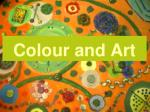Colour and Art