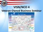 VISN/NCO 4 Veteran-Owned Business Seminar