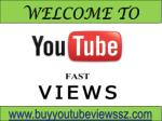 Buy youtube views and stay on top in the market