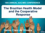18th ANNUAL AAC/MIS CONFERENCE