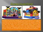 Bounce House Rental Fort Lauderdale