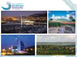 The vision for the region …