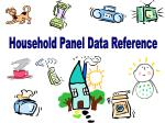 Household Panel Data Reference