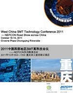 West China SMT Technology Conference 2011 — NEPCON Road Show across China October 18-19, 2011