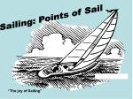 Sailing: Points of Sail