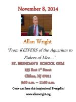 """""""From KEEPERS of the Aquarium to Fishers of Men…"""""""