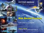 Risk Review Process