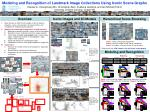 Modeling and Recognition of Landmark Image Collections Using Iconic Scene Graphs