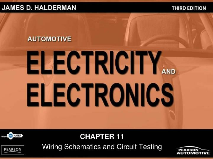 chapter 11 wiring schematics and circuit testing - powerpoint ppt  presentation