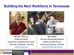 Building the Next Workforce in Tennessee