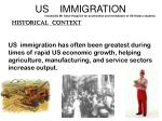 US    IMMIGRATION