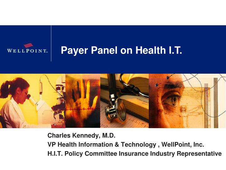 health care reform and health it making health care value real n.