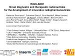 IS528-ADD1 Novel diagnostic and therapeutic radionuclides