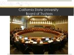 Fun Facts About the CSU