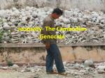 Jeopardy- The Cambodian Genocide
