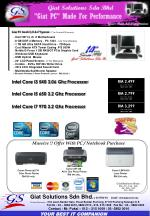 Giat Solutions Sdn Bhd. ( 412792-H ) email : info@giat.my