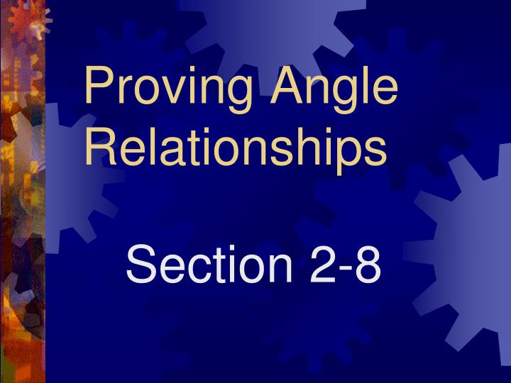 proving angle relationships n.