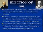 ELECTION OF 1808