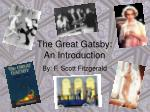 The Great Gatsby: An Introduction