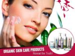 Organic Skin Care Products Online – Tips to Buy!