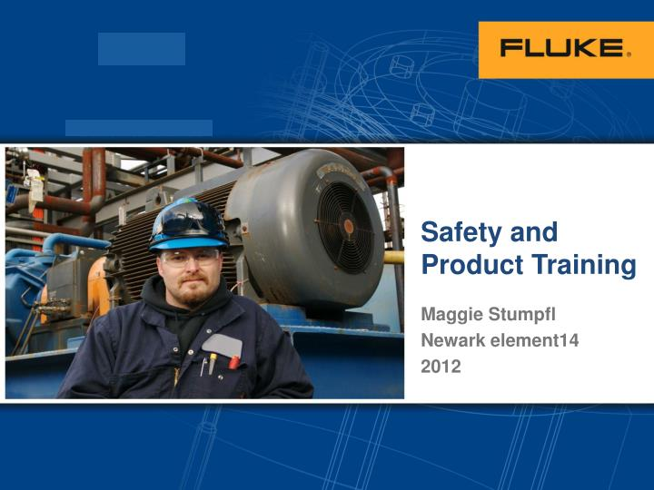 safety and product training n.