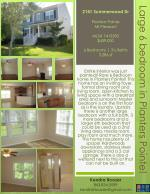 Large 6 bedroom in Planters Pointe!