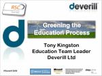 Greening the Education Process