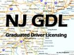 NJ GDL Graduated Driver Licensing