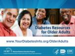 YourDiabetesInfo/OlderAdults