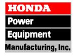 Honda Power Equipment Manufacturing, Inc. Swepsonville, NC