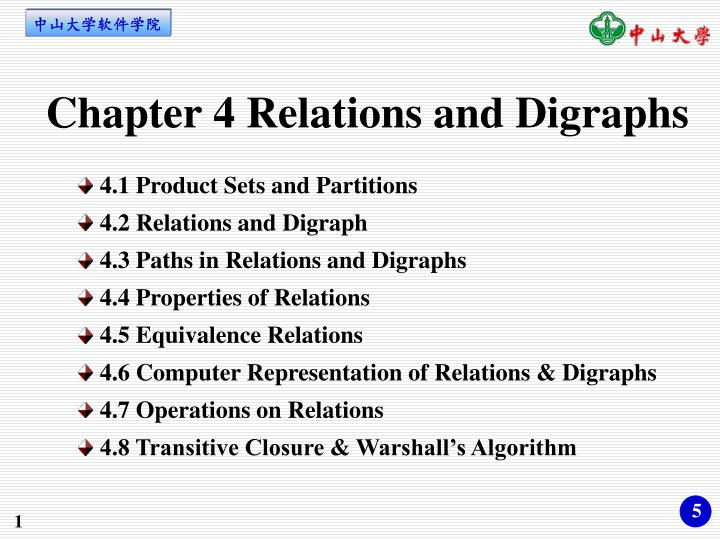 chapter 4 relations and digraphs n.