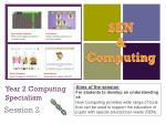Year 2 Computing Specialism