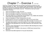 Chapter 7 – Exercise 1 (1 of 14)