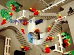 Space-time Lego